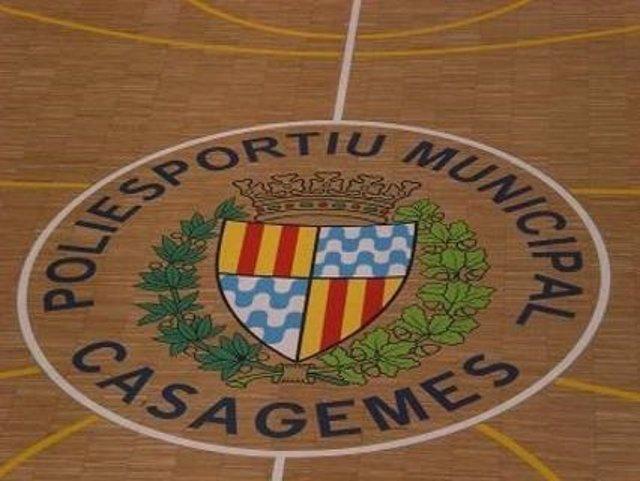 Polideportivo Municipal Casagemes de Badalona