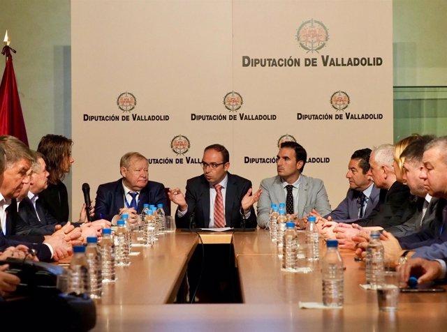 Valladolid. Visita Tartaristán