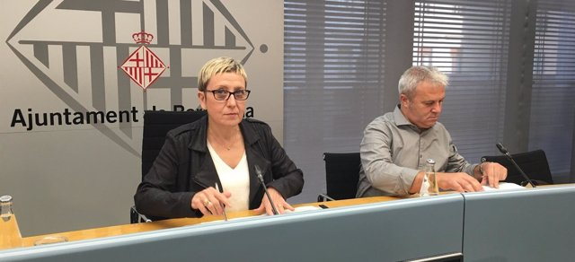 La concejal del Ayuntamiento Carmen Andrés