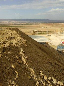 17 010 12 Nota Extinción Incendio Planta Reciclaje Por El Seis Más Fotos