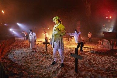 PortAventura World s'omplirà d'espectacles i terror per Halloween fins al 19 de novembre (PORTAVENTURA WORLD)