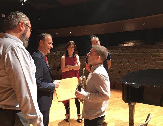 Pruebas Orquesta Sinfónica de la Región de Murcia