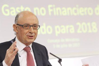El Gobierno prorrogará los Presupuestos de 2017 y enviará el lunes a Bruselas el nuevo plan presupuestario