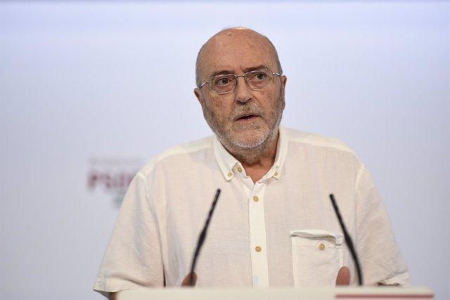 José Caballos, hoy ante los medios