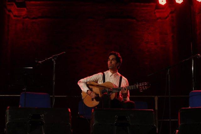 El guitarrista cordobés Alfonso Linares