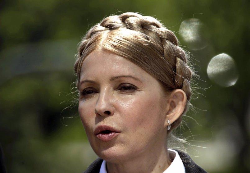 Timoshenko se presentará a las presidenciales de Ucrania en 2019