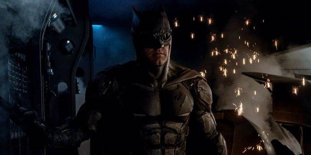 BEN AFFLECK ES BATMAN EN JUSTICE LEAGUE