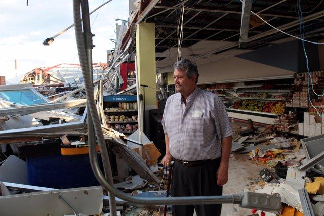 Daños provocados por el huracán 'María' en Puerto Rico