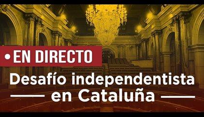 Respuesta Puigdemont independencia Cataluña | El Senado podría autorizar el 155 al Gobierno en el Pleno del martes