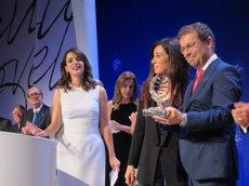 Javier Sierra guanya el Premi Planeta 2017 amb una novel·la de misteri sobre el rastre del Sant Grial (EUROPA PRESS)