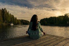 Un 25% de la población que hace mindfulness sufre efectos adversos (PIXABAY/LENINSCAPE)