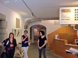 Mataró (Barcelona) reivindica el Puig i Cadafalch més polifacètic en una exposició (AYTO.DE MATARÓ)