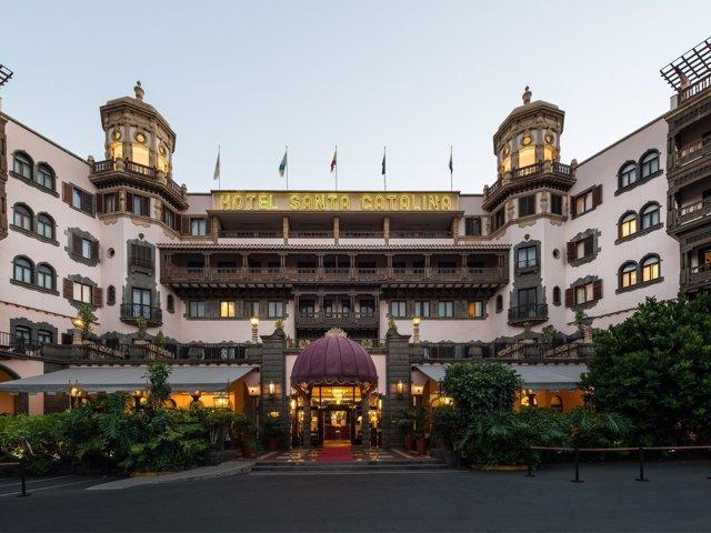 Aprobada la adjudicación a Barceló de la gestión del Hotel Santa Catalina de Las Palmas