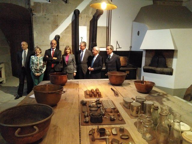 La cocina del palacio real de madrid abrir a las visitas for La cocina del desierto madrid
