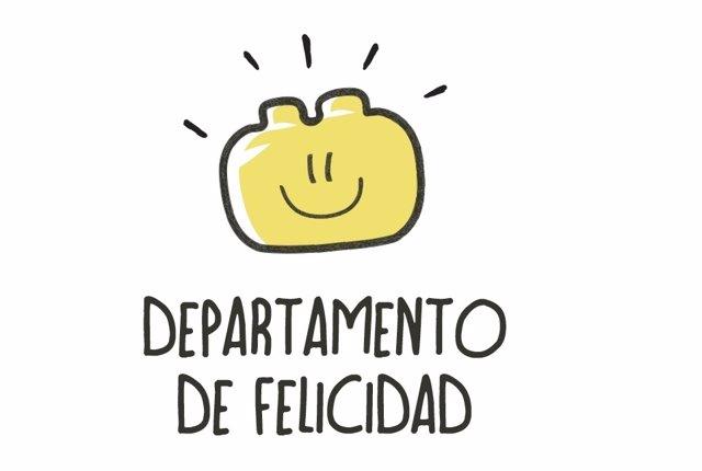 Logo de la startup Departamento de Felicidad