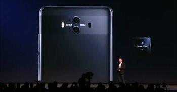 Huawei presenta su nueva serie Mate 10, una apuesta por la IA en el rendimiento, la autonomía y la fotografía