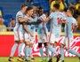 Un 'hat-trick' de Aspas lidera la contundente victoria del Celta ante Las Palmas