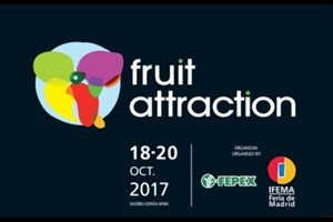 Madrid acoge la última convocatoria de Fruit Attraction del 18 al 20 de octubre