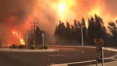 Galícia registra 82 focs, 27 actius i set amb la situació 2 declarada (Europa Press)