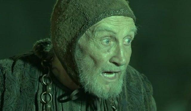 Roy Dotrice en 'Juego de tronos'