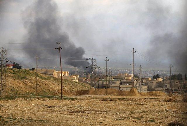 Imagen de archivo de la ciudad de Sinyar