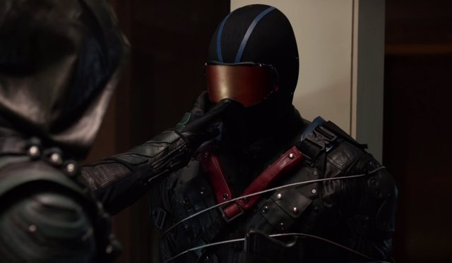 El Vigilante de 'Arrow'