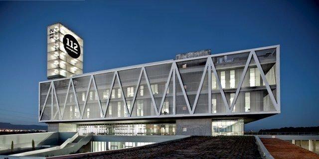Edificio del 112 de Reus