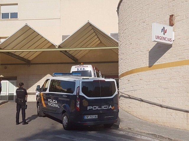 Nota De Prensa: La Policía Nacional Detiene A Un Varón Acusado De Intentar Matar