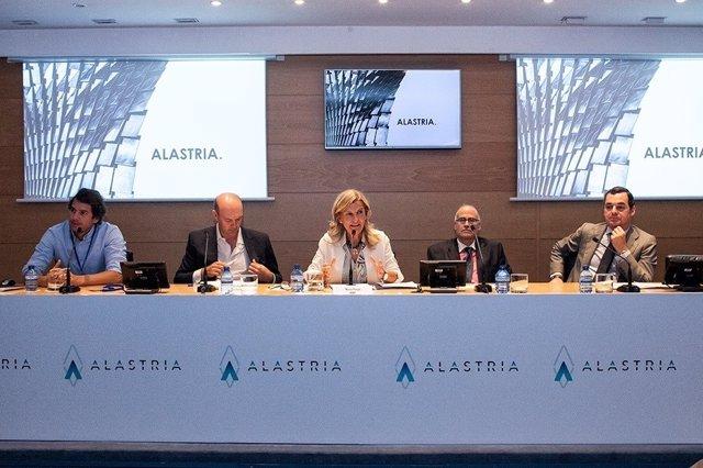 Presentación de Alastria, la primera red nacional multisectorial de blockchain