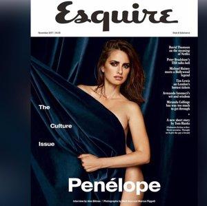 """Penélope Cruz, sin filtros: """"Soy muy española"""""""