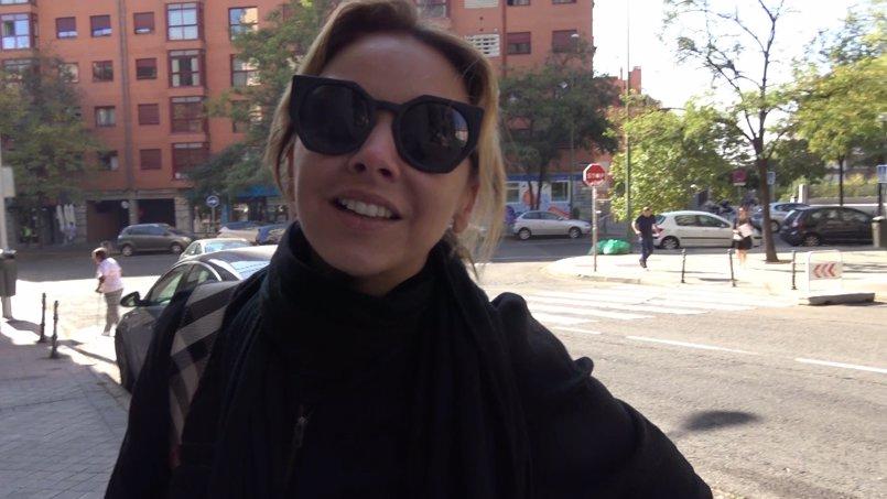 Vídeo: Chenoa tranquila ante una posible demanda