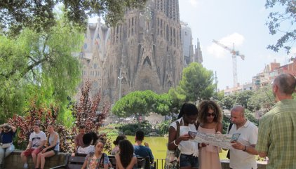 La inestabilitat a Catalunya pot restar un punt al creixement del turisme a Espanya el 2017