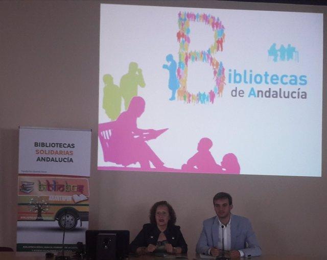 Daniel Moreno presenta la programación de la Biblioteca provincial