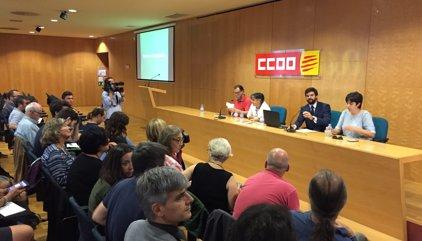 """Taula per la Democràcia proposa una manifestació """"massiva"""" aquest cap de setmana a Barcelona"""