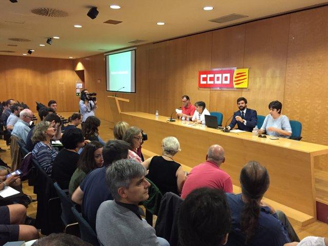 Reunió de la Taula per la Democràcia