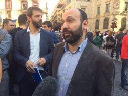Òmnium demana la llibertat de Sànchez i Cuixart, detenir la