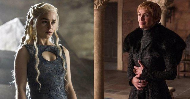 Cersei Lannister y Daenerys Targaryen
