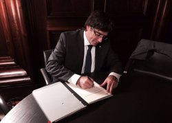 El TC declara nul·la la llei del referèndum en la qual es va sustentar el referèndum (GENERALITAT)