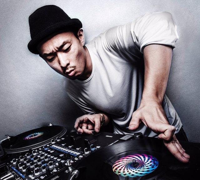 El músic i productor japonès Dj Kentaro