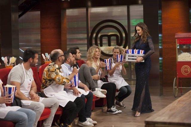Los concursantes de la presente edición de MasterChef Celebrity con Eva González