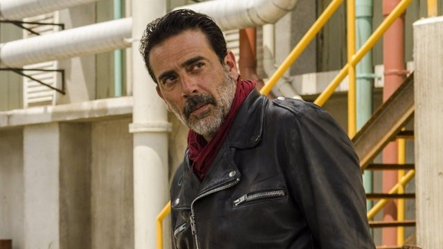 Negan en The Walking Dead