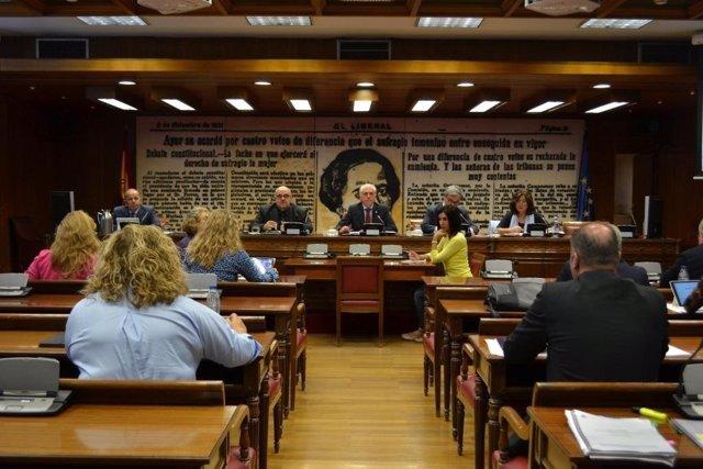 Comisión de Justicia del Senado