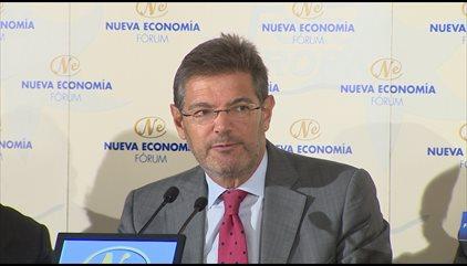 """Catalá diu que quan es pot utilitzar """"la força"""" i no s'utilitza, no és una mostra de feblesa, sinó de prudència"""