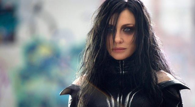 Cate Blanchett en Thor: Ragnarok