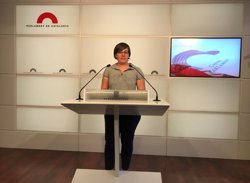 La CUP diu que la independència es proclamarà en dies i demana els comuns sumar-s'hi (EUROPA PRESS)