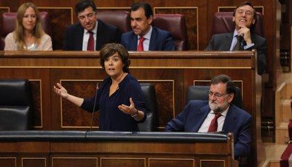 L'oposició pregunta demà el Govern espanyol sobre Catalunya, a l'espera de la segona resposta de Puigdemont