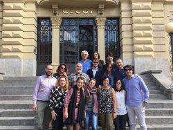 Cecot rep una delegació italiana perquè comprovi la seva feina en un projecte europeu (CECOT)