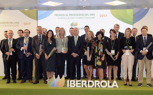 Premios Proveedores Iberdrola