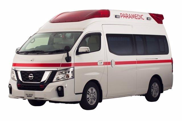 ba3b4be76 Nissan presentará en el Salón de Tokio una ambulancia y un vehículo de  reparto eléctricos