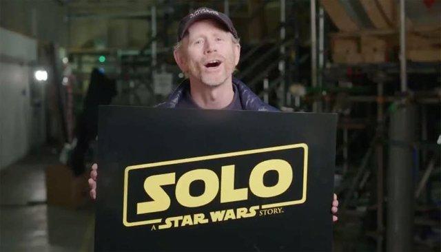 Título oficial del spin-off de Han Solo